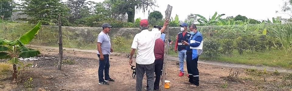 PROYECTO DE ELECTRIFICACION DE LA COOPERATIVA COOPALREN